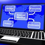 המידע הופך לידע ומופץ ברשתות חברתיות