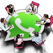שימוש ברשתות חברתיות הוא כלי קשר חשוב בין שותפיה
